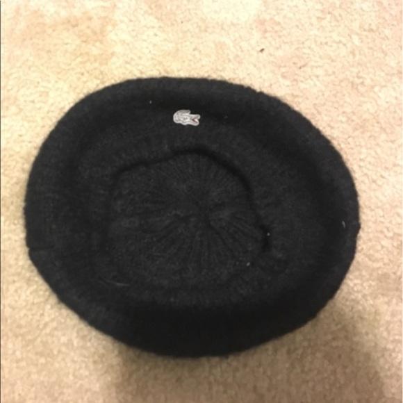 qualité de la marque prix bas de style élégant Lacoste beret
